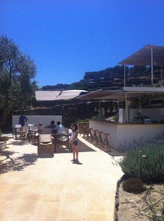 Kamaroti Suites Hotel: bar
