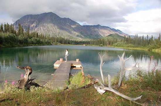 Adventure Denali: The Lake
