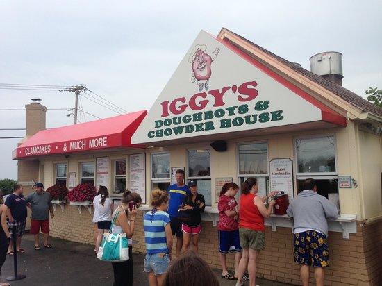 Iggy's Doughboys and Chowder House: Exterior