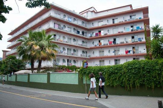 Hotel Acapulco Lloret de Mar: отель