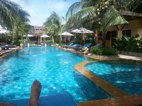 Le Piman Resort: Swimming pool