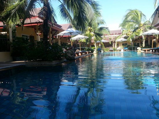 Le Piman Resort : Swimming pool