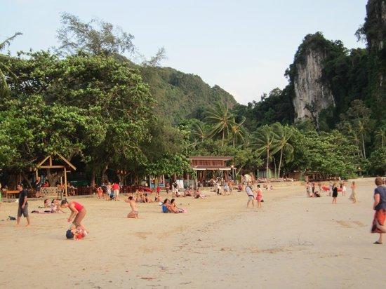 Railay Village Resort: Railay Beach