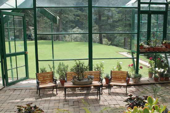 Annandale Army Heritage Museum: Glass House, Annadale