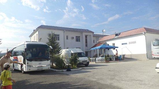 Hotel Nairi: Entrance View