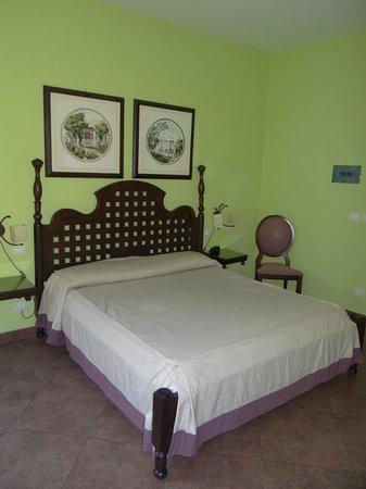 Hotel dei Coloniali: La camera...