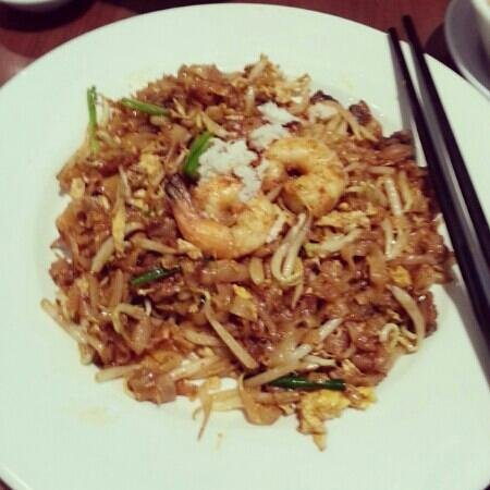 Little Penang Cafe: Delicious Char Kuey Teow!