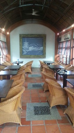 Muchun Hotspring Resort : 飯店和廣場
