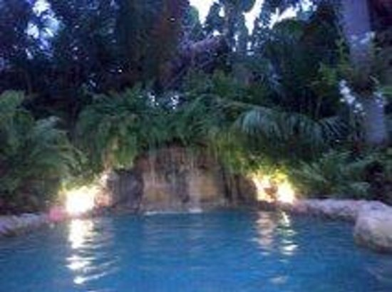 Ed Lugo Resort: The Lagoon Pool...