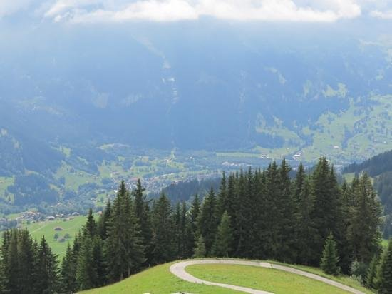 Grindelwald, Schweiz: the First