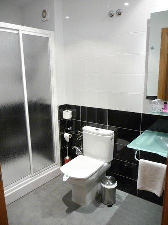 P.R Hortas: baño
