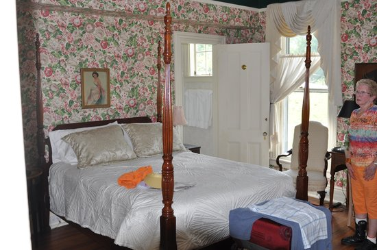 Camellia Cottage Bed & Breakfast : Camellia Cottage Bed and Breakfast