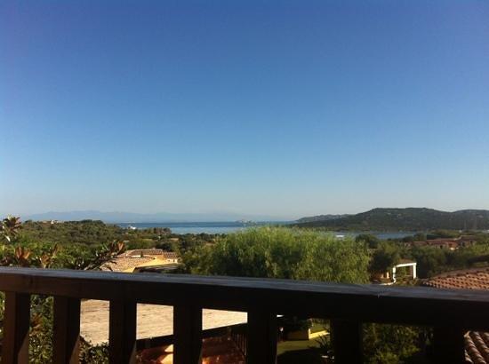 iGV Club SantaClara: Panorama a colazione..top!