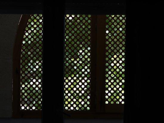 Balneario de Alhama de Granada Hotel: Terraza habitación 144