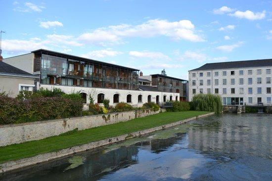 Pierre & Vacances Residence Le Moulin des Cordeliers: Une partie de la résidence