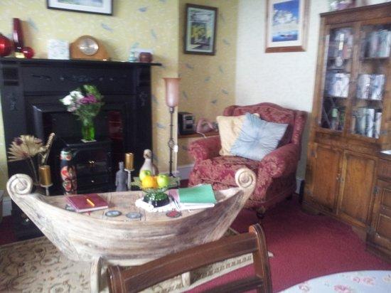 Grantham House : breakfast room