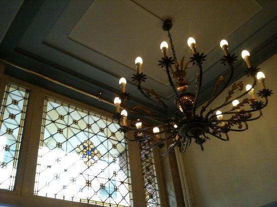 Parkhotel Den Haag : Reception