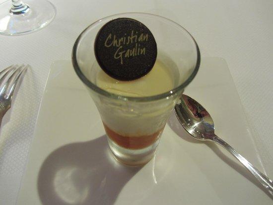 Restaurant Pierre : Le pré-desser