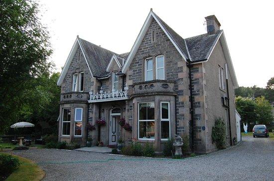 the Arden House in Kingussie