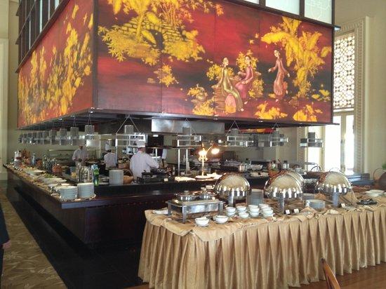 Indochine Palace : Buffet Breakfast