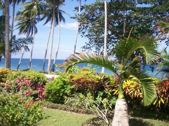 Villa Matanai: view