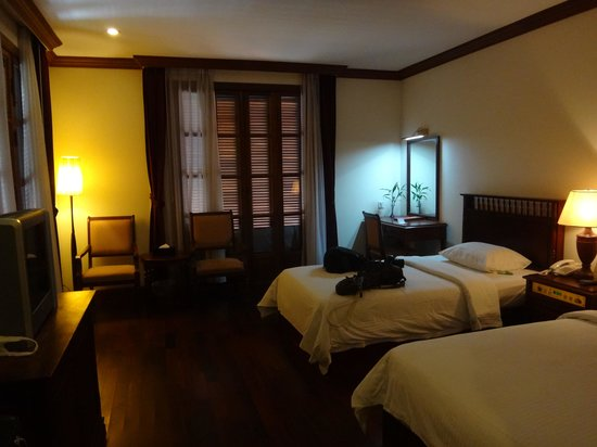 Steung Siemreap Thmey Hotel: ゲストルーム