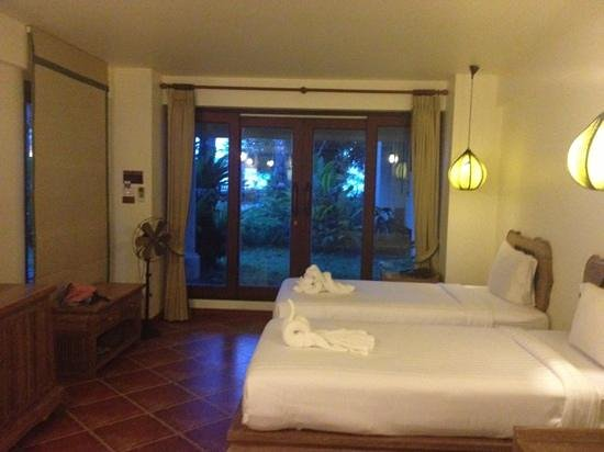 Chivapuri Beach Resort Koh Chang : Zimmer