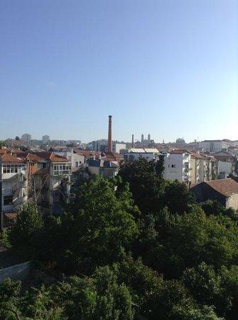 Eurostars Das Artes Hotel: vue de la chambre 301