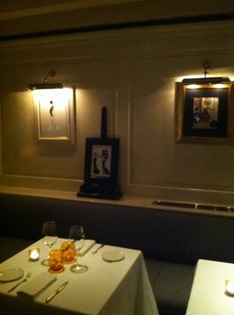 Borgo San Jacopo: Details restaurant!