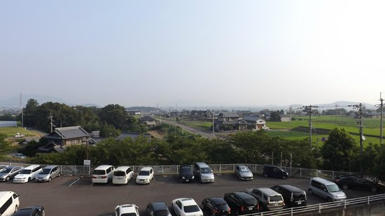 APA Hotel Takamatsu Airport: 眺め