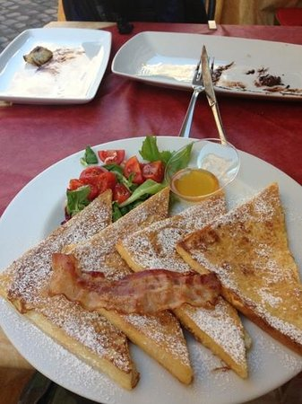 Bistro 318 : French toast