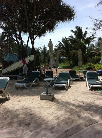 Allamanda Laguna Phuket: beach area