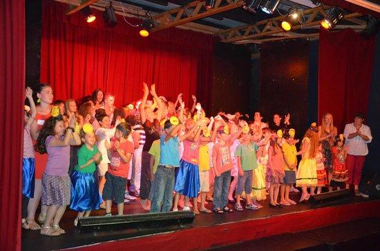 Les Villages Clubs Du Soleil Montgenevre : Spectacle enfants