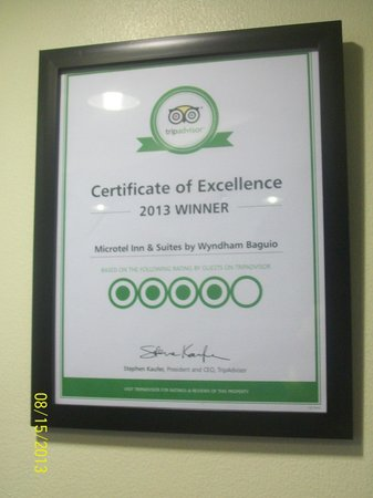 Microtel Inn & Suites by Wyndham Baguio : From Tripadvisor