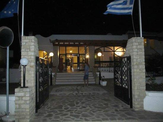 Hotel Saint Nicholas: Enter