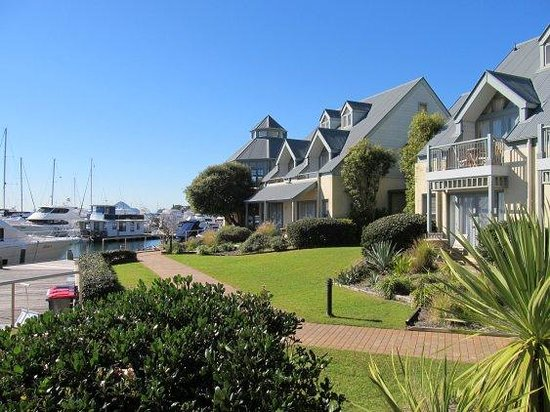 Anchorage Port Stephens: Our accommodation