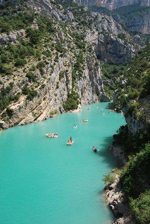 Nizza Travel - Day Tours : Gorges du Verdun