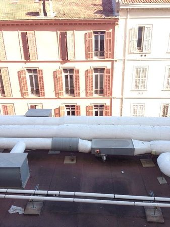 Hotel Barriere Le Majestic Cannes: The breathtaking view
