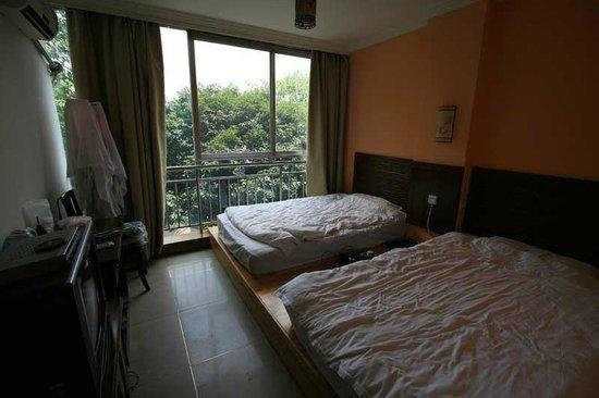 Green Forest Hostel : Room