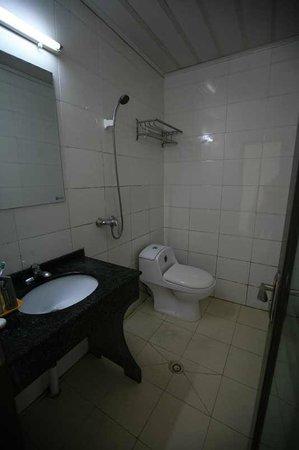 Green Forest Hostel : Bathroom