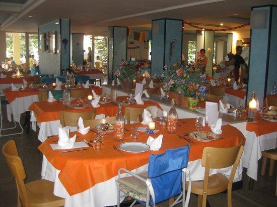 Hotel Bristol: sala ristorante