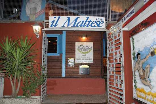 Photo of Pub Il Maltese Pub - Birroteca at Piazza Epiro Angolo Via Lusitania, Rome, Italy