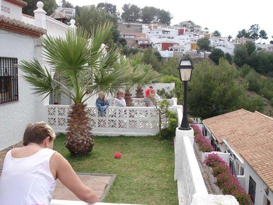 Casas Adosadas Lambda: gardens