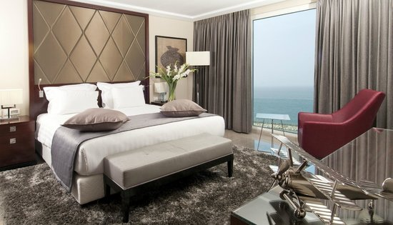 Crowne Plaza Tel Aviv Beach: Presidential Suite Bedroom