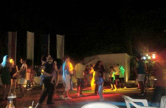 Valamar Pinia Hotel: Animazione serale