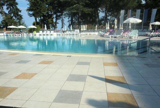 Valamar Pinia Hotel: Piscina principale Hotel