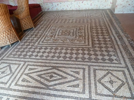 Roman Floor Tiles Picture Of Augusta Raurica Augst Tripadvisor
