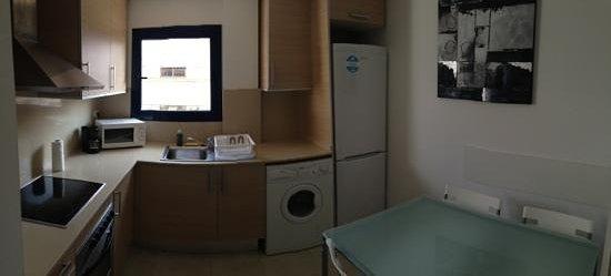SitgesGO Apartments: Cocina