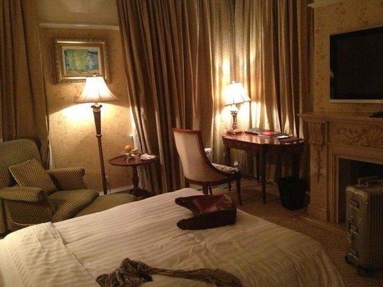 Bund Garden Hotel : Zimmer drei