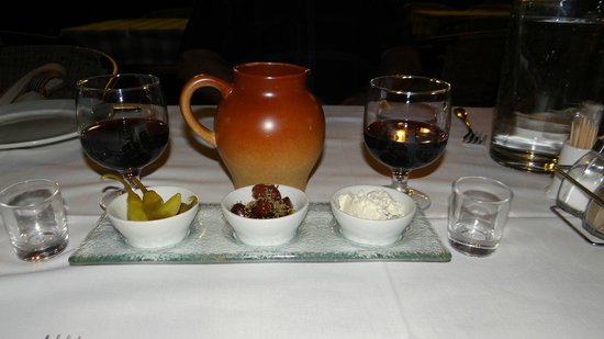 Hotel Dryades: Dining with style